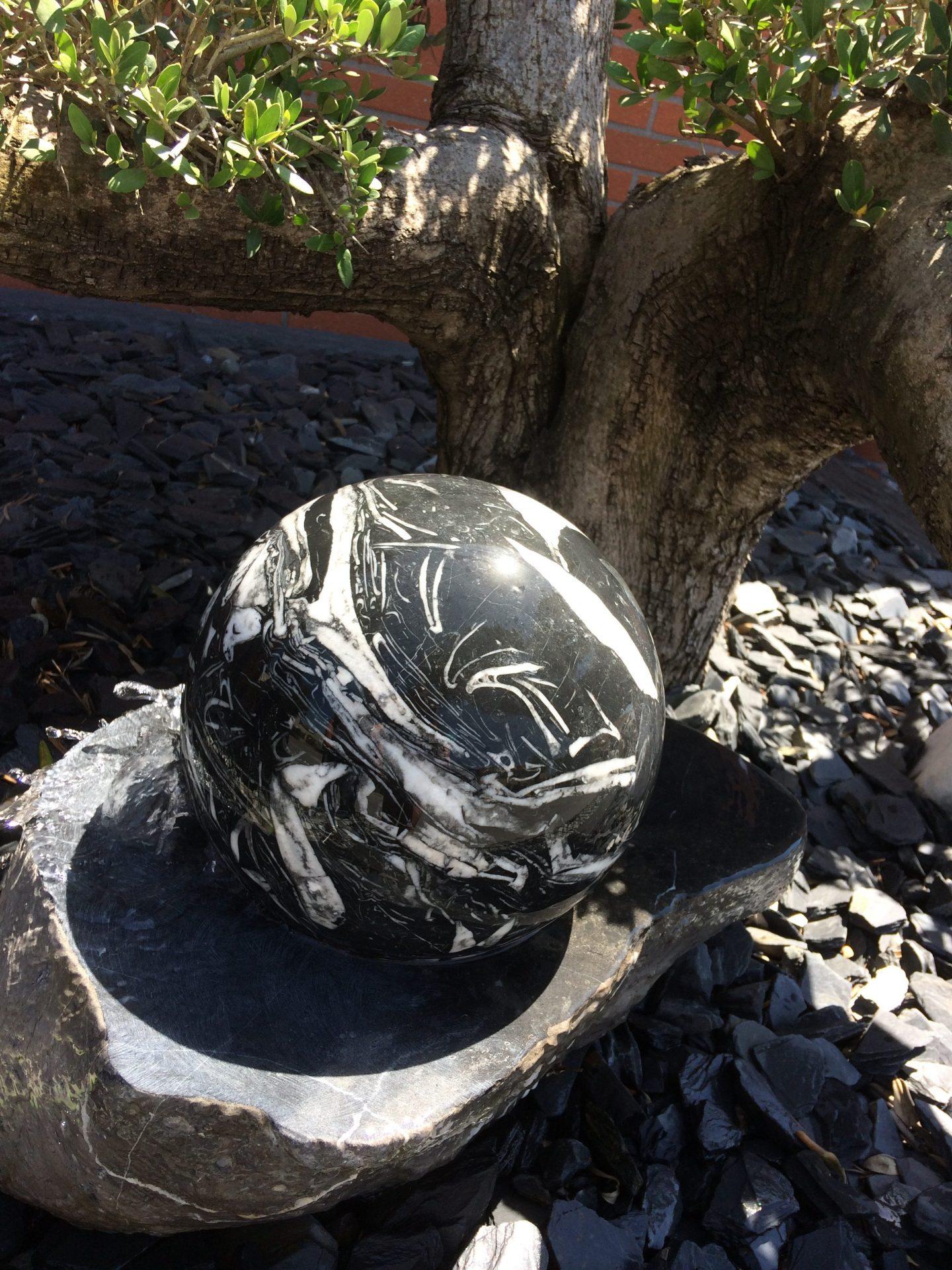 boule de granite pas chère