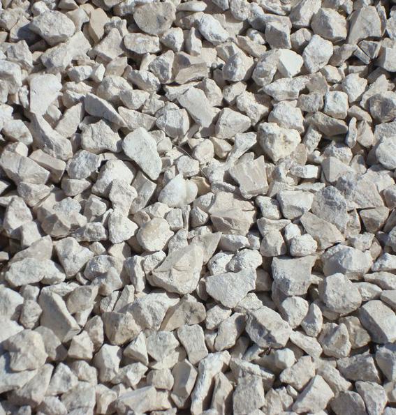 calcaire blanc naturel