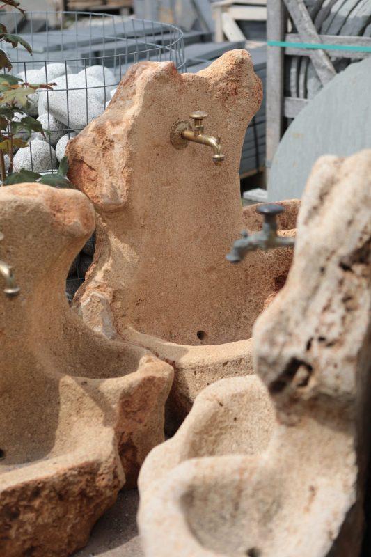 les fontaines pezzutto sable et gravier. Black Bedroom Furniture Sets. Home Design Ideas