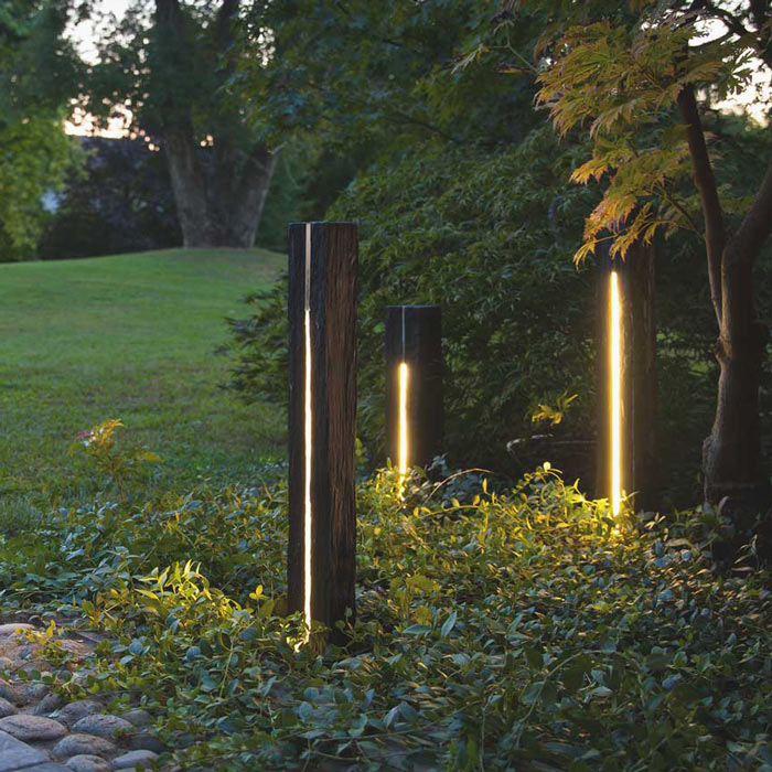 piquet de schiste lumineux